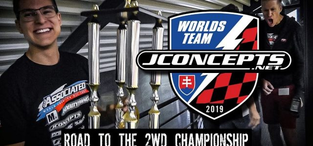 IFMAR Worlds 2019 – Road To The 2wd Championship [VIDEO]