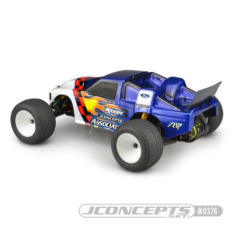 JConcepts 1995 Ford F-150 RC10T2 Clear Truck Body