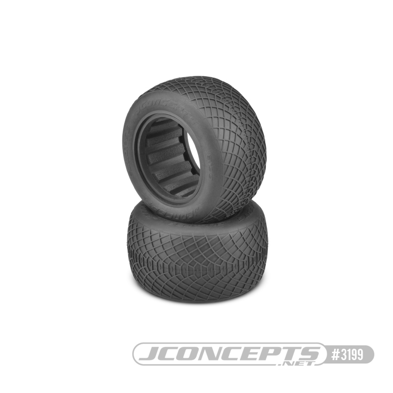 JConcepts Ellipse Stadium Truck Tires Now Available In Aqua & Silver Compounds
