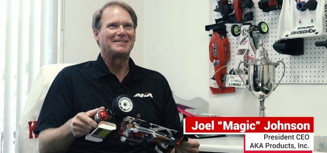 Joel Johnson Talks About The Kyosho ULTIMA Vintage Series 2WD Kit [VIDEO]