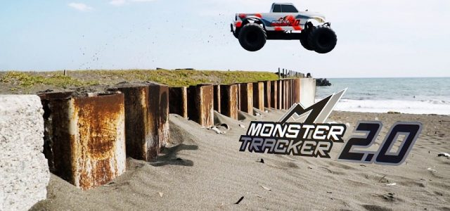 Kyosho Monster Tracker 2 [VIDEO]