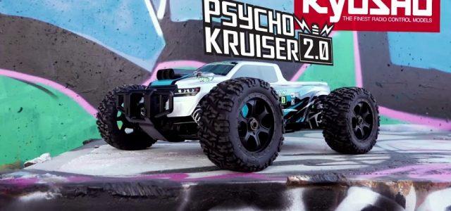 Kyosho Psycho Kruiser VE 2.0 [VIDEO]