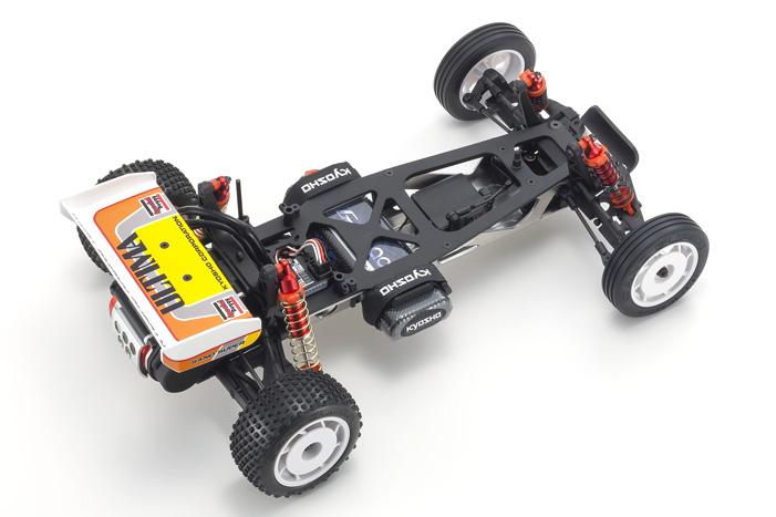 Kyosho ULTIMA 2WD Kit