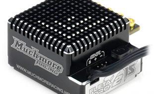 Muchmore FLETA PRO V2 Revolution 1S Brushless ESC Black
