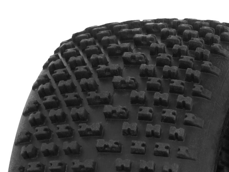 Performa Preglued 1/8 Off-Road Racing Tires & Wheel Stickers
