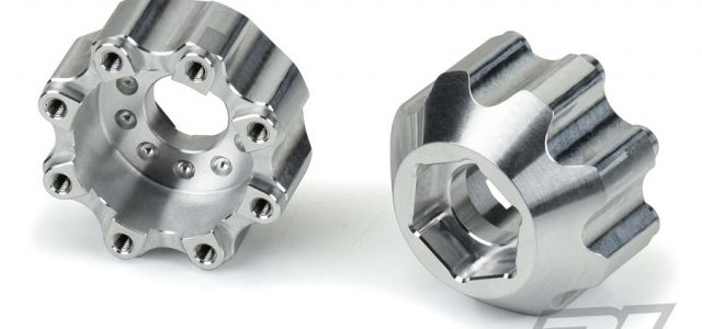 Pro-Line 8×32 To 17mm 1/2″ Offset Aluminum Hex Adapters