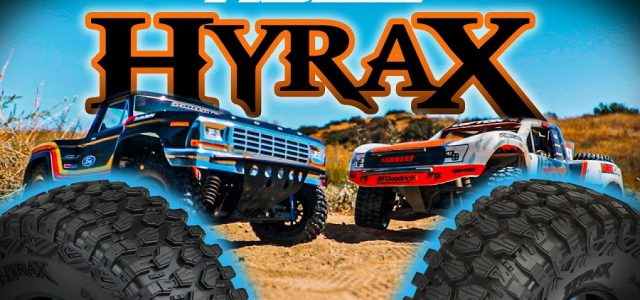 Pro-Line Hyrax Tires For UDR And SCXL [VIDEO]