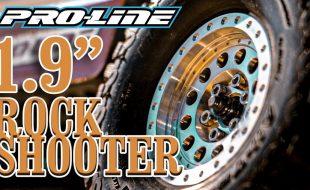 Pro-Line Rock Shooter 1.9″ Aluminum Composite Wheel [VIDEO]