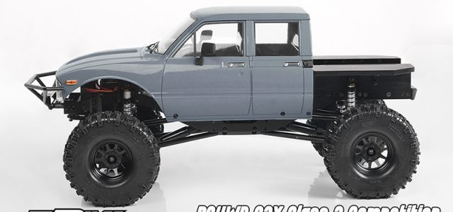 RC4WD C2X Class 2 Competition Truck With Mojave II 4 Door Body [VIDEO]