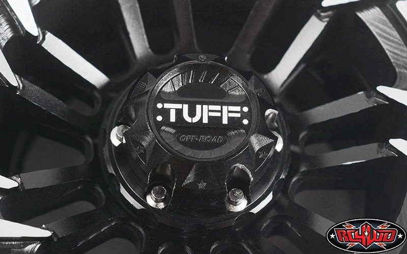 "RC4WD TUFF T21 1.9"" Internal Beadlock Wheels"