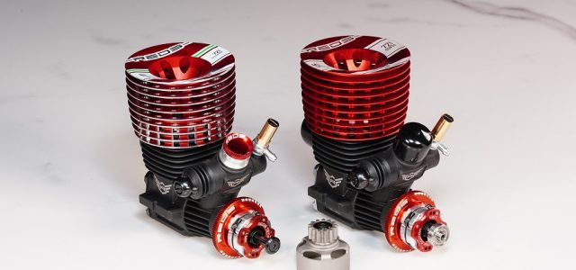 REDS Racing 721 Corsa Nitro Engine [VIDEO]