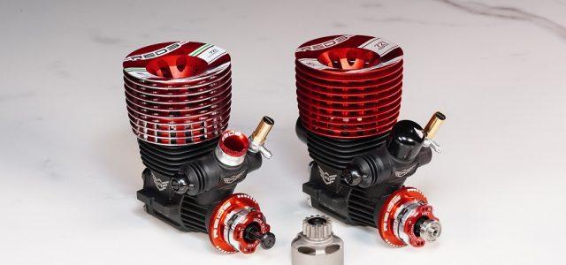REDS Racing 721 Corsa Nitro Engine [VIDEO]