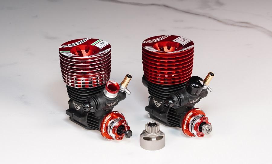 REDS Racing 721 Corsa Nitro Engine