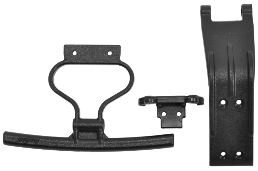 RPM Front Bumper & Skid Plate For The Losi Rock Rey