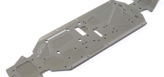 TLR -3mm Chassis For The 8ight-X