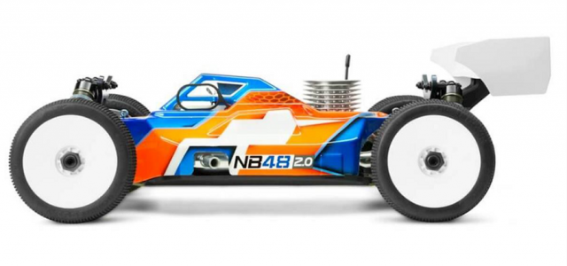 Tekno RC NB48 2.0 1/8 Nitro Buggy Kit