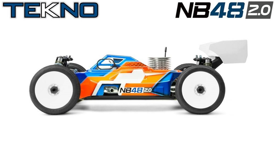 Tekno RC NB48 2.0 1/8 Nitro Buggy Kit