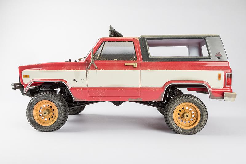 Thunder Tiger 1/12 PUBG 4×4 American Pickup Truck RTR