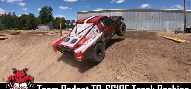 Track Bashing Fun With The Redcat TR-SC10E 4WD Off-Road Short Course Truck [VIDEO]