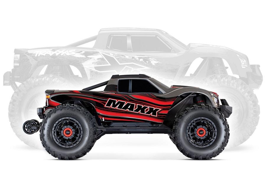 Traxxas 1/10 MAXX Monster Truck RTR