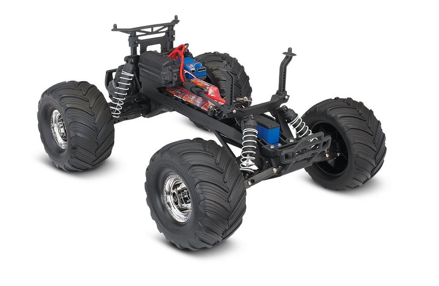 Traxxas BIGFOOT No. 1 Now Available With New Graphics