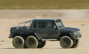 Traxxas TRX-6 Mercedes-Benz G 63 AMG 6×6 Ultimate All-Terrain Vehicle [VIDEO]