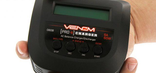 Venom Pro 4 AC Balance Charger/Discharger