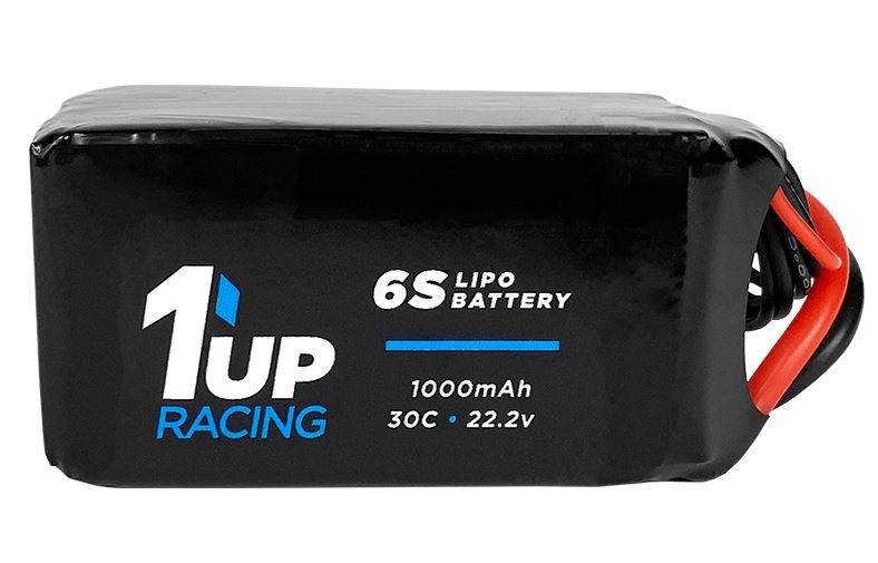 1up Racing 6S LiPo Battery For The Pro Pit Iron