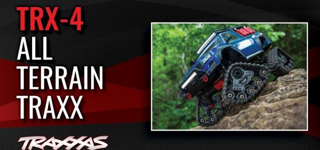 All-Terrain Traxx For The Traxxas TRX-4 | Unboxing & Overview [VIDEO]