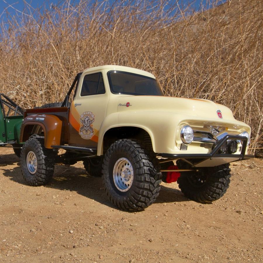 Axial SCX10 II 1955 Ford F-100 4WD RTR Scale Rock Crawler