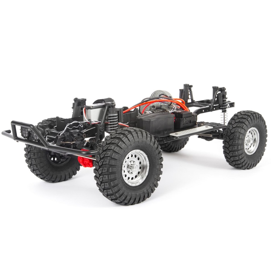 Axial SCX10 II 1955 Ford F-100 4WD RTR Scale Rock Crawler