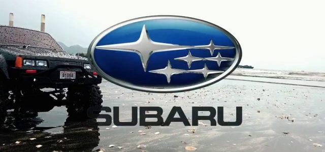 Carisma SCA-1E 1/10 Scale Subaru BRAT 4WD Scale Crawler [VIDEO]