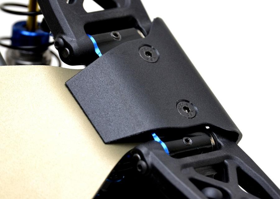 Exotek HD 10g Bulkhead For The Associated B6.1, T6.1 & SC6.1
