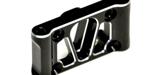 Exotek HD Front Bulkhead For The TLR 22 Series Vehicles