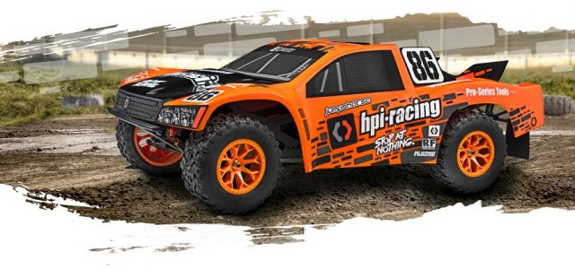 HPI Jumpshot SC V2 RTR 1/10 2WD Electric Short Course Truck
