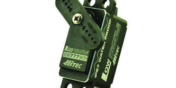 Hitec DB777WP 32 Bit-MCU Low Profile Servo
