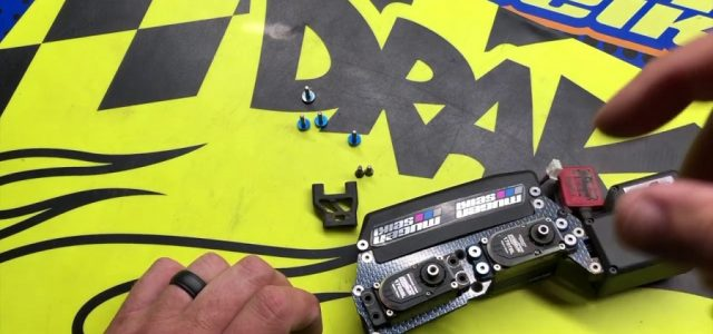 How To: Installing Servos With Mugen's Adam Drake [VIDEO]