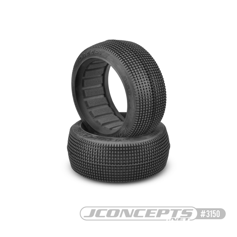JConcepts 18 Buggy Tries Now Available In Aqua Compound