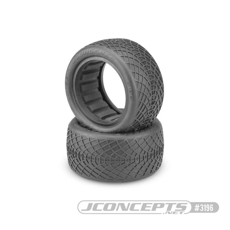 JConcepts Rear Ellipse 2.2 Tires Now Available In New Silver Compound