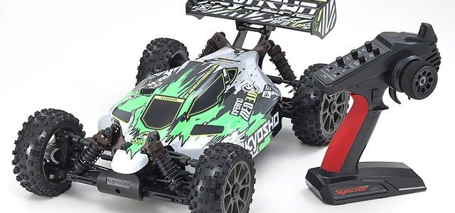 Kyosho Inferno NEO 3.0 VE [VIDEO]