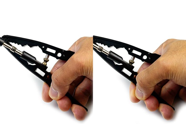 Muchmore Multi Shock-Maintenance Clamp Tool
