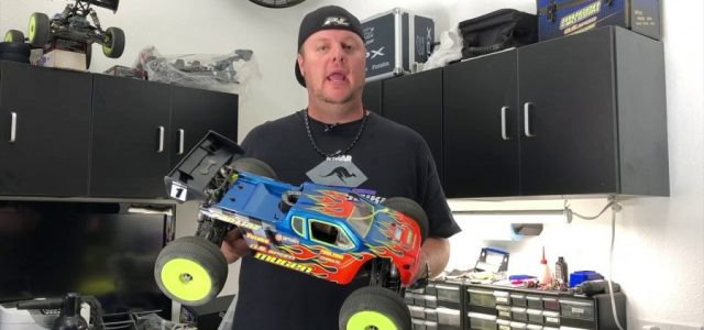 Mugen's Adam Drake Talks About MBX8T Center Dog Bones [VIDEO]