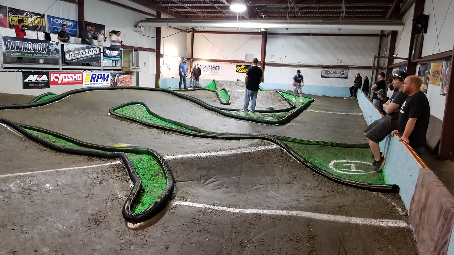 Online Coverage Of The 2019 RC Compound Off-Road Throwdown