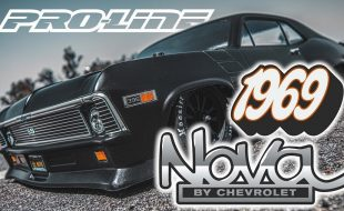 Pro-Line 1969 Chevrolet Nova Clear Body [VIDEO]