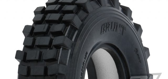 Pro-Line Grunt 1.9″ Rock Crawling Tire [VIDEO]