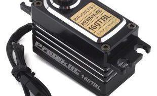 ProTek 160TBL Black Label Low Profile High Torque Brushless Servo