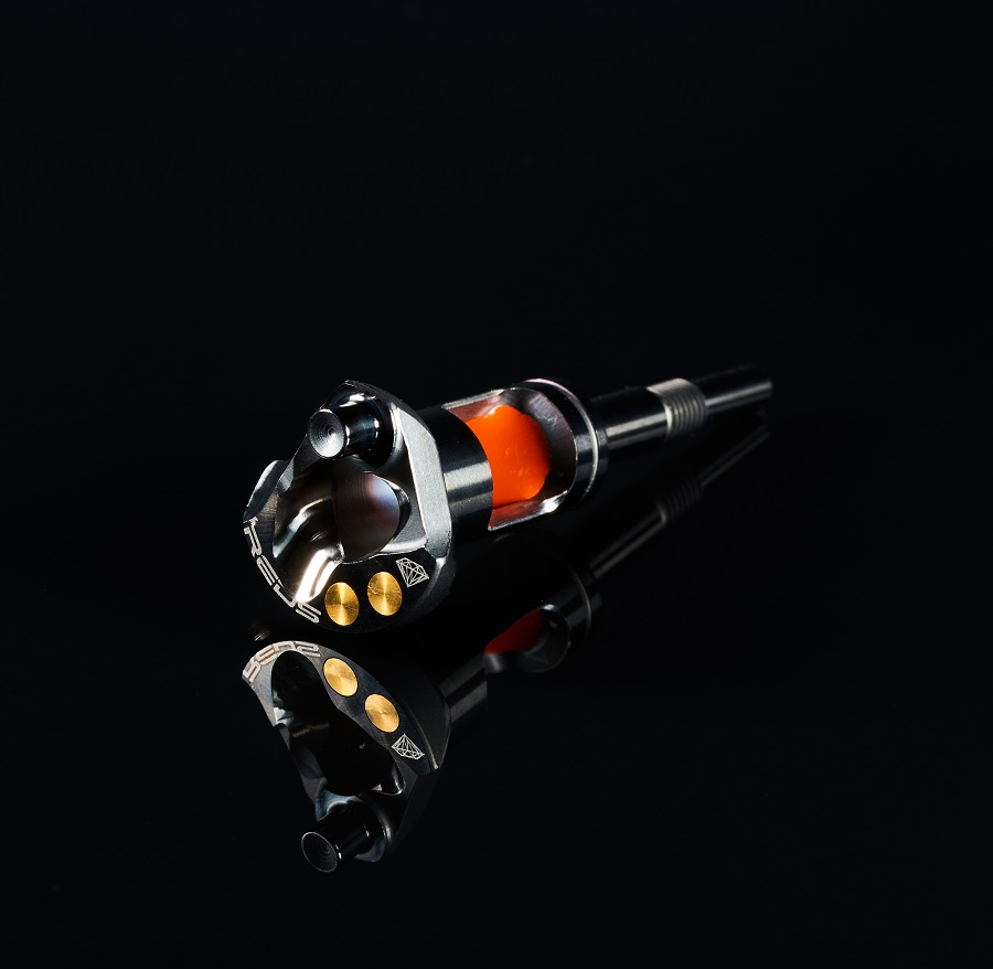 REDS Racing M7 WCX Pro Tuned Nitro Engine