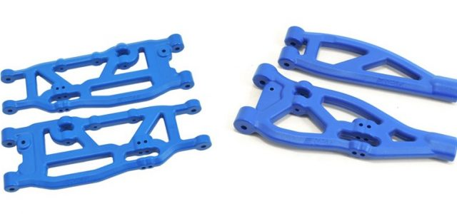 RPM Now Offering Blue A-Arms For ARRMA 1/8 Vehicles