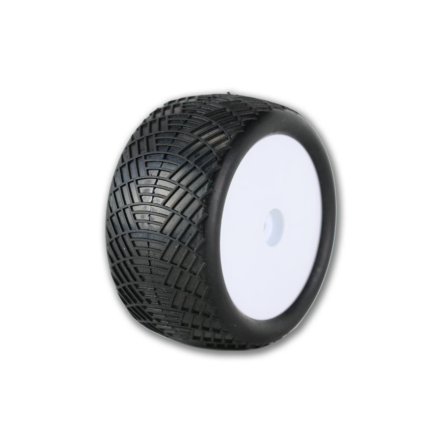 """Raw Speed RC Radar Rear 2.2"""" Buggy Tires"""