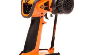 Spektrum Special Edition Orange DX5 Rugged